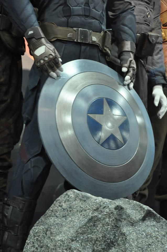 captain america costume 0é