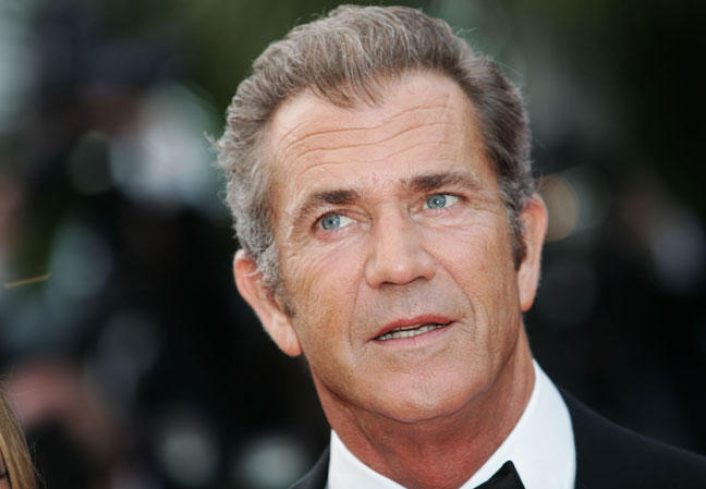 Mel Gibson picture (Me...