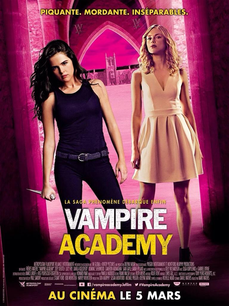 vampire acdemy