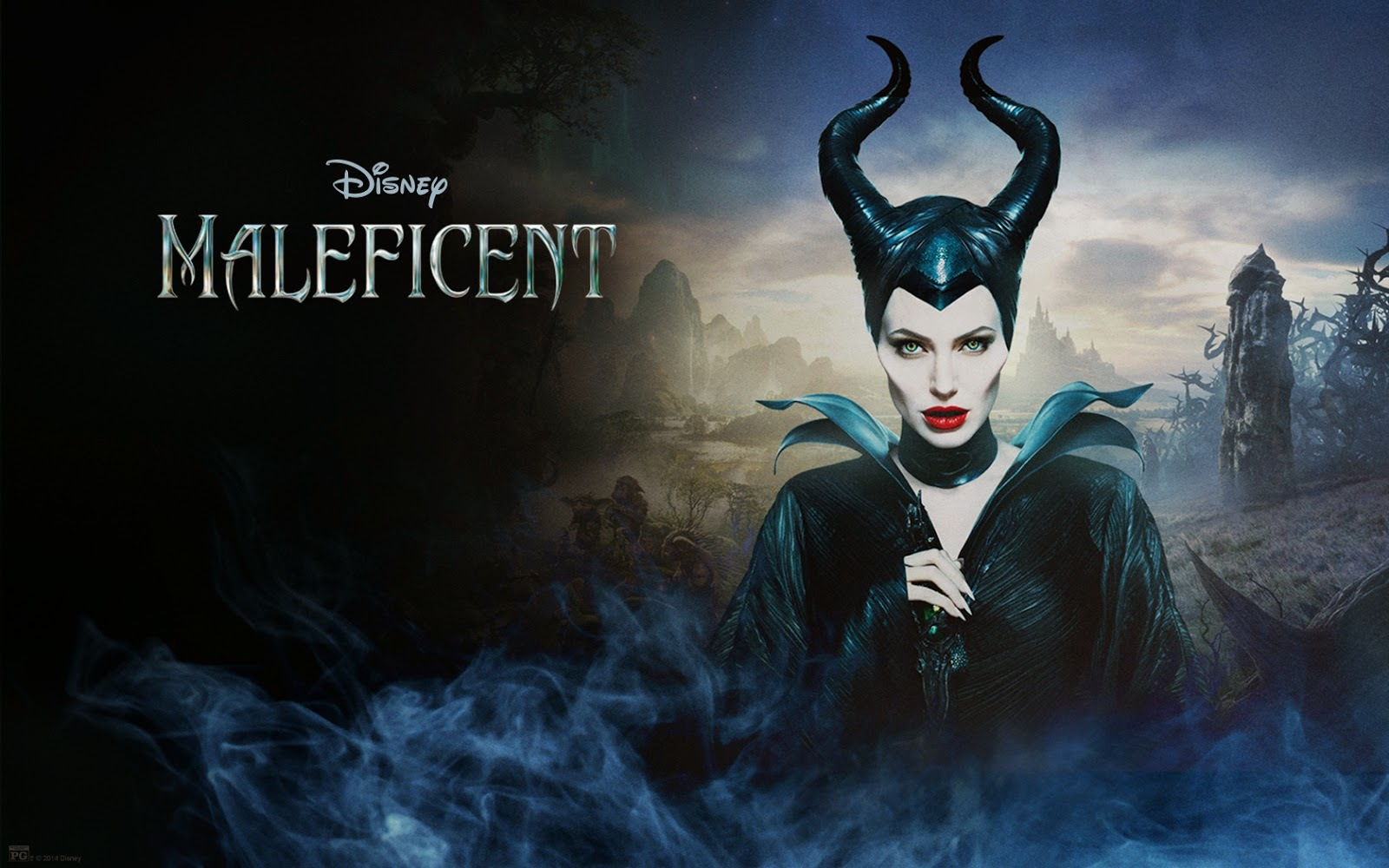 Maleficent Movie 2014 Hd Ipad Iphone Wallpapers: Malefique Posters Fonds Ecrans9