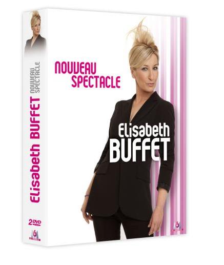 Elisabeth Buffet DVD