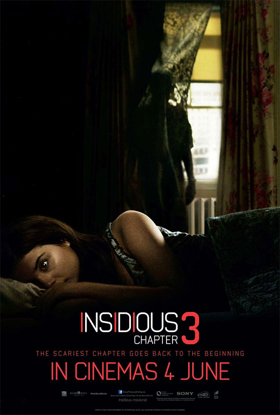 Insidious Three Nouvelle Bande Annonce Zickma