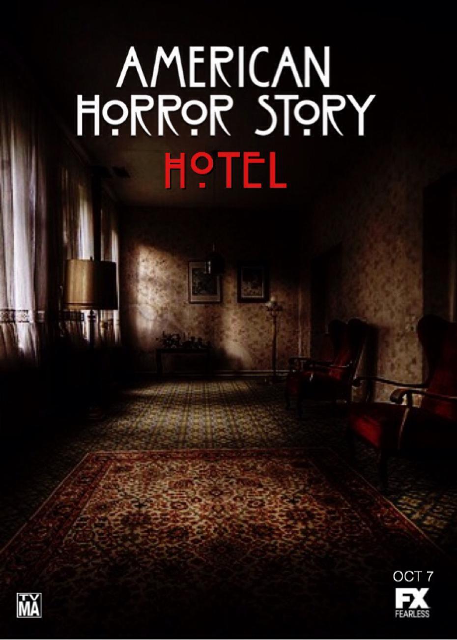 Un top Model dans l'hôtel de American Horror Story – Zickma