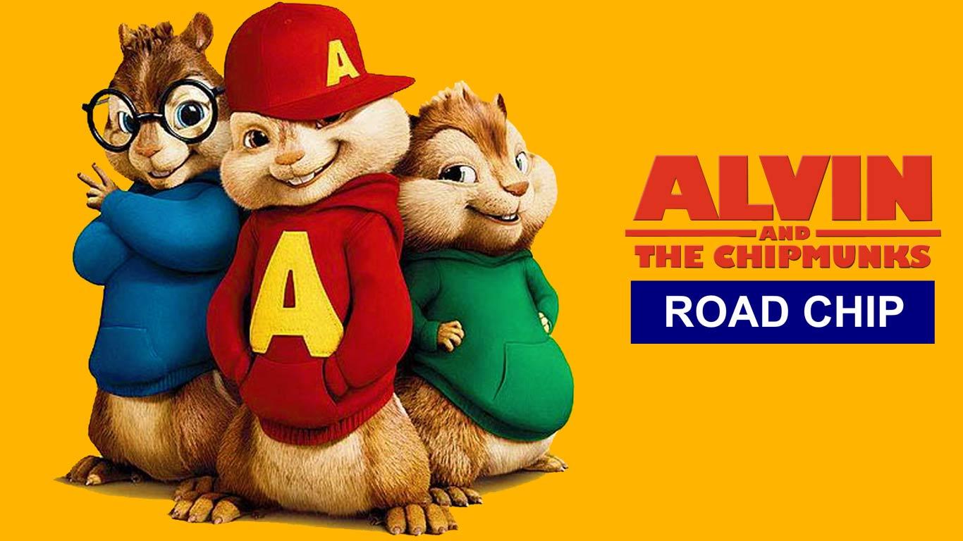 Alvin et les chipmunks 4 enfin de retour dans une premi re bande annonce zickma - Coloriage alvin et les chipmunks 4 ...