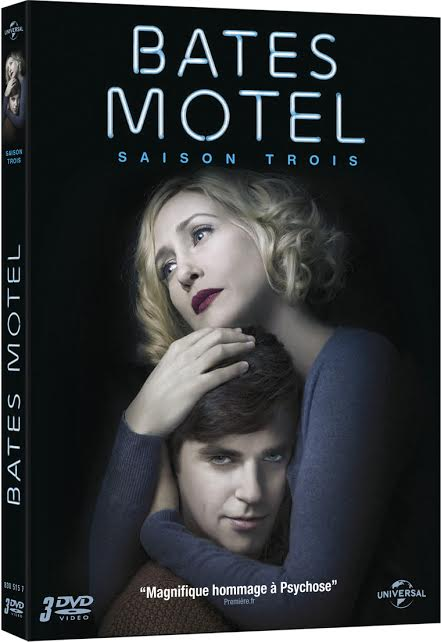 bates motel saison 3 en bluray et dvd zickma. Black Bedroom Furniture Sets. Home Design Ideas