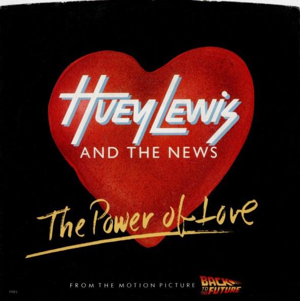 Huey Lewis  power of love