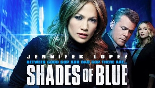 Jennifer Lopez Shades of blue TV Show