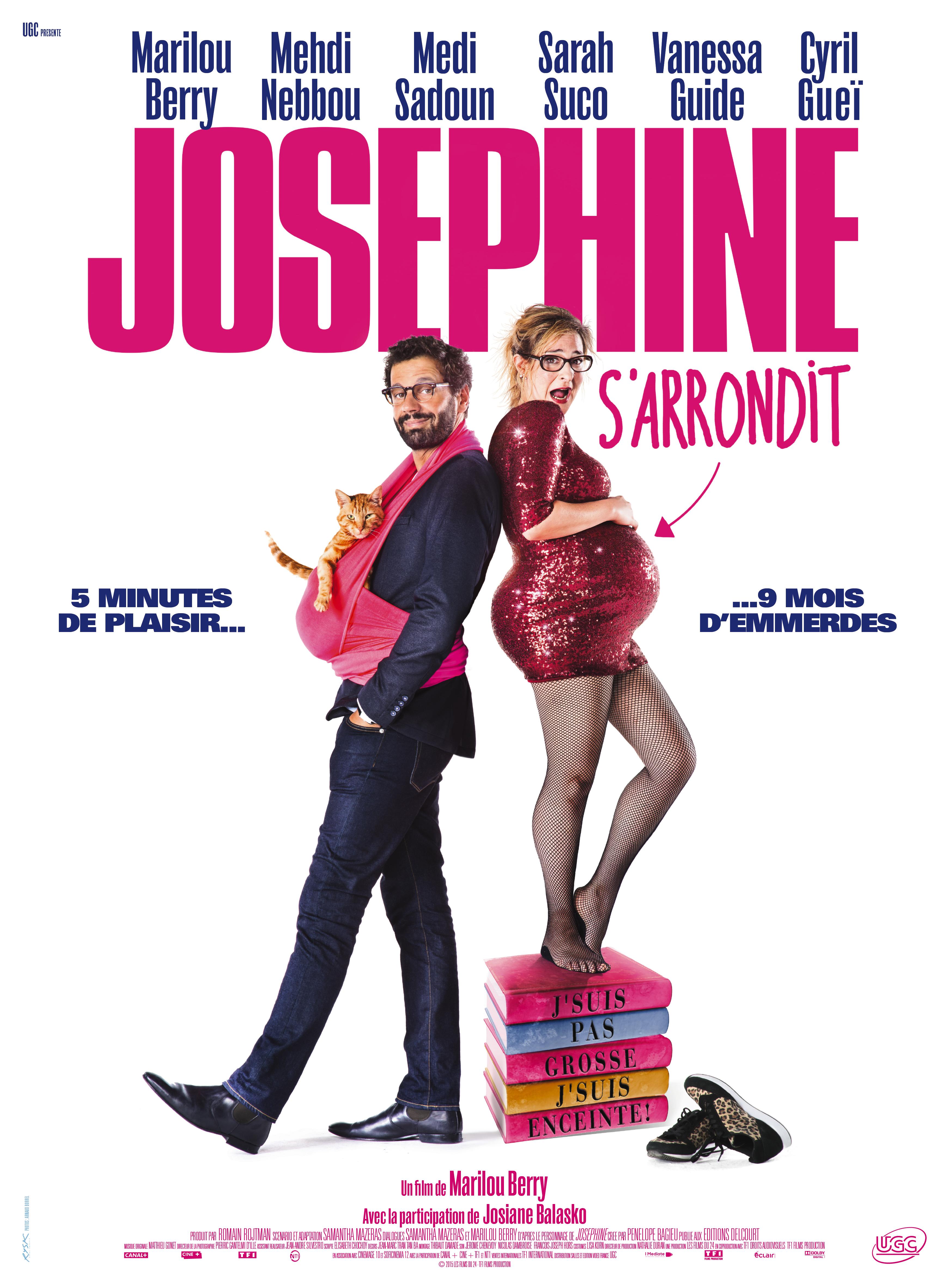 Josephine s'arrondit affiche