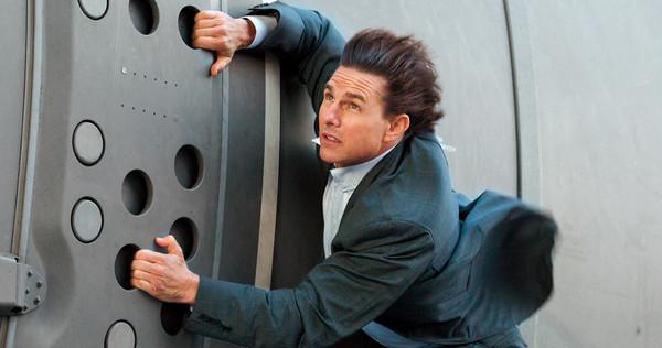 Tom Cruise-MI5