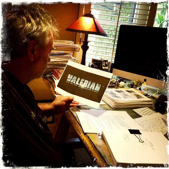 Luc Besson Valerian