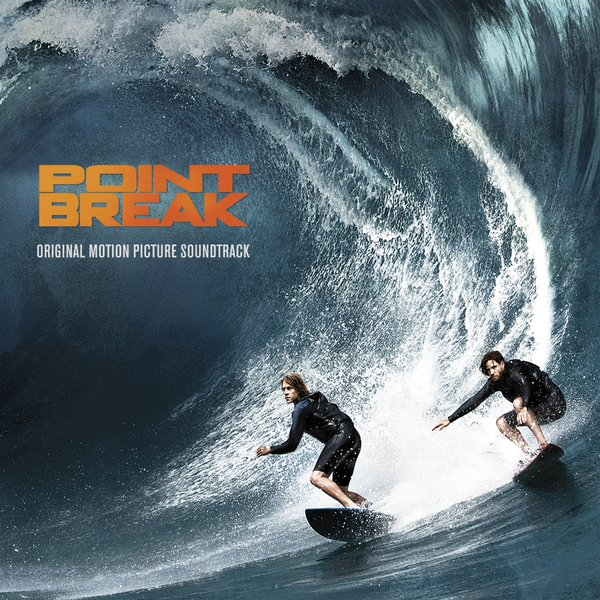 Point break Soundtrack
