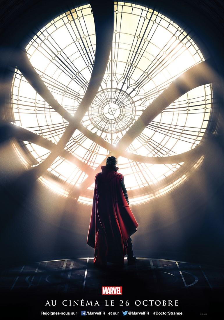 Doctor Strange affiche teaser
