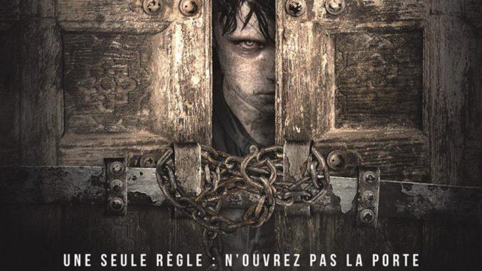 The Door-Affiche