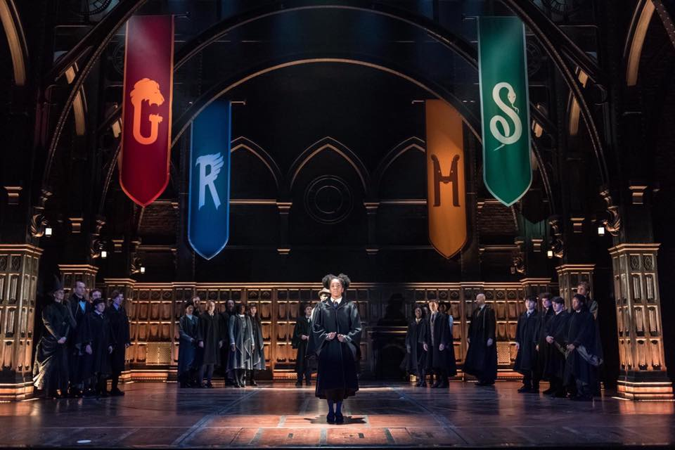 Harry Potter and the Cursed Child Part 1