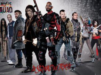 Suicide Squad photo groupe