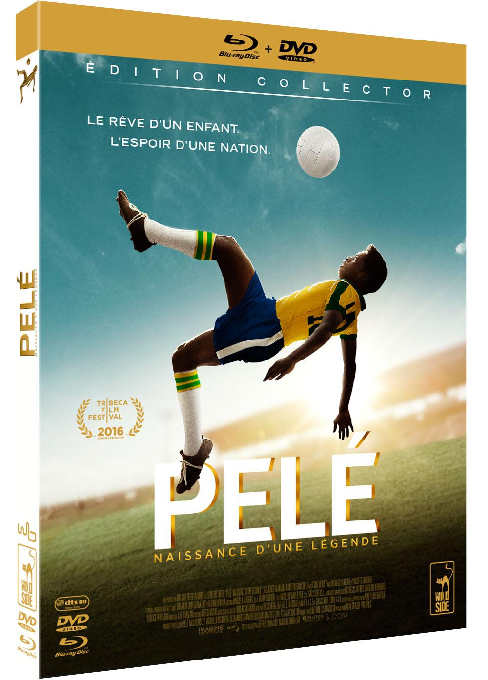 Pelé - naissance d'une légende TRUEFRENCH BLURAY 720p