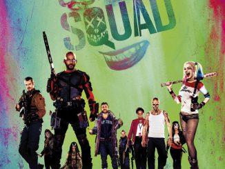 Suicide Squad affiche fr définitive