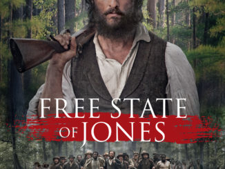 free state of jones affiche FR