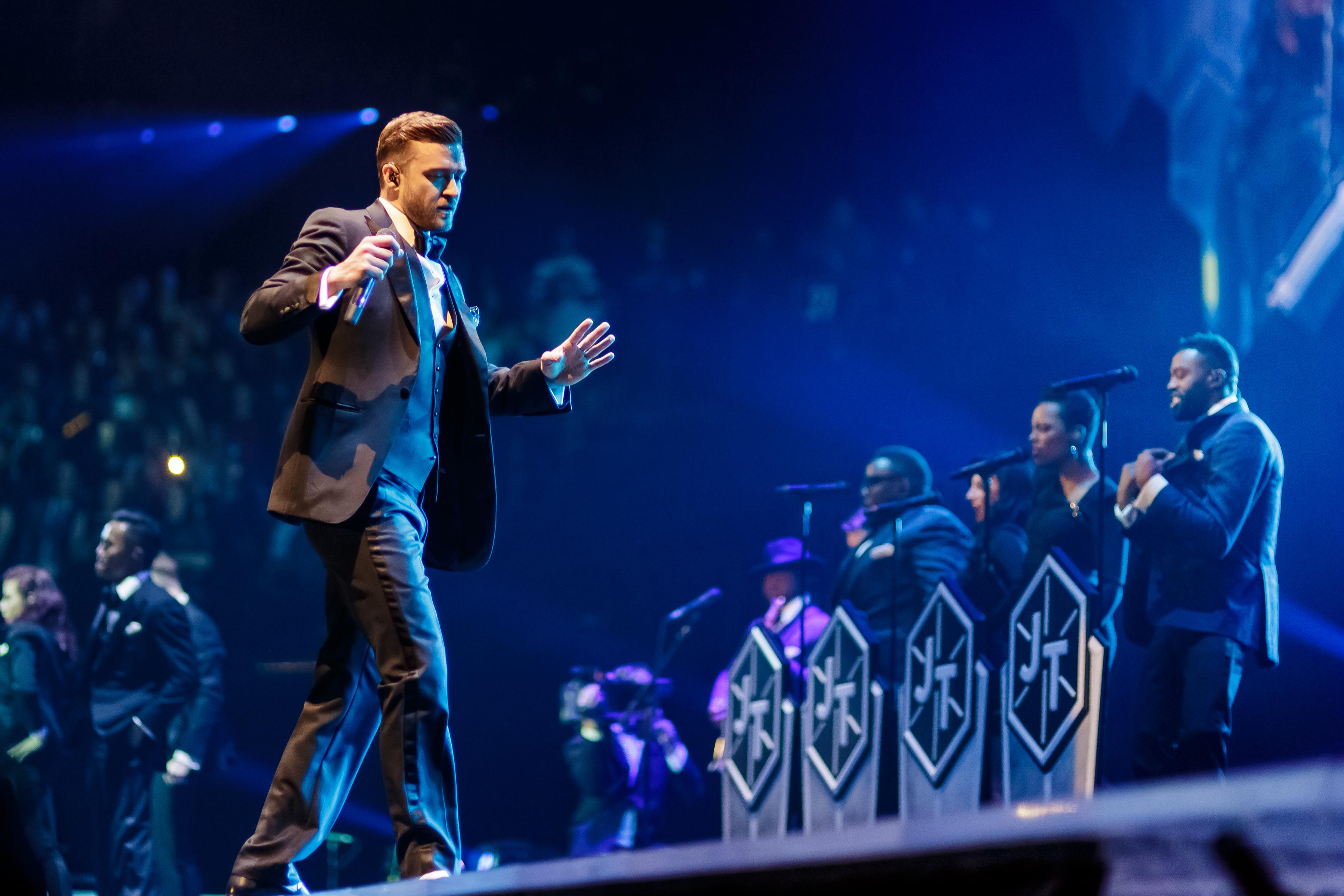 Netflix décroche Justin Timberlake ! – Zickma Justin Timberlake Tour 2016