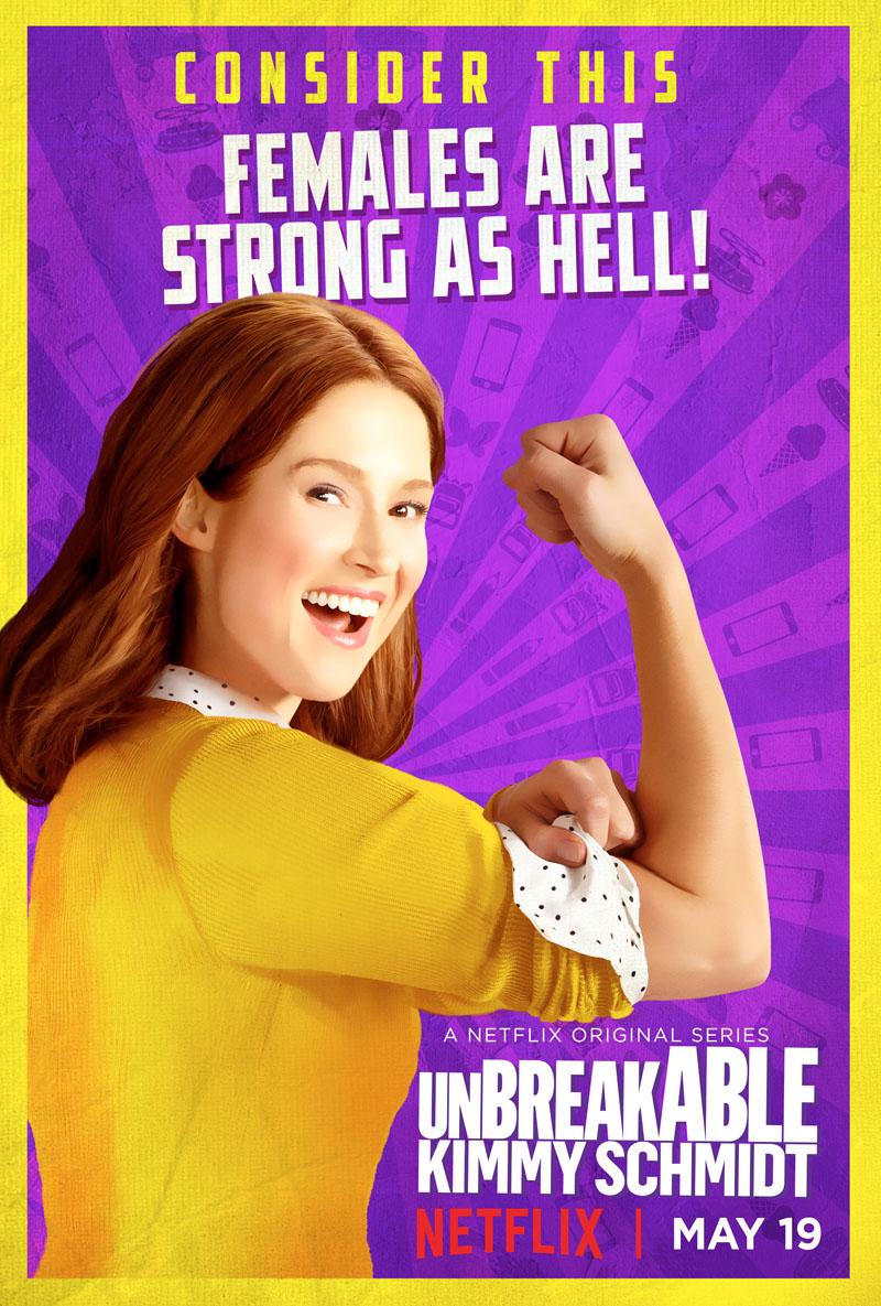 Unbreakable Kimmy Schmidt - Saison 3