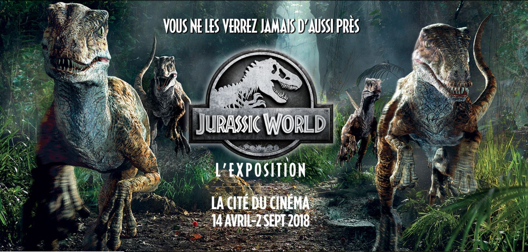 Jurassic World Kino