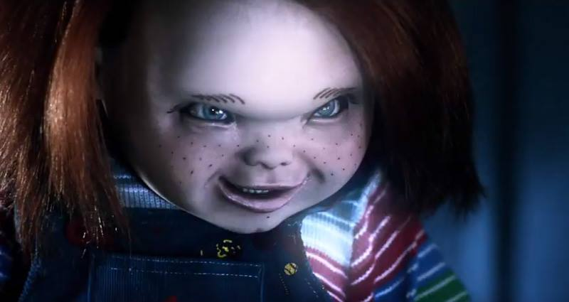 Curse Of Chucky New Look Critique de La ...