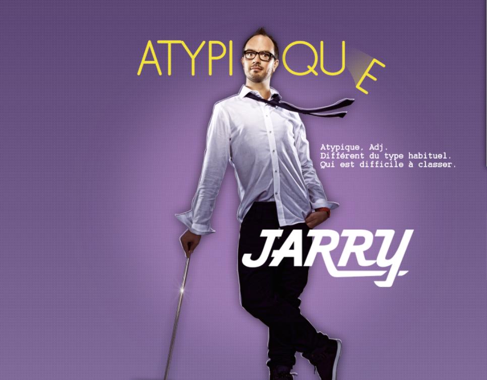atypique jarry